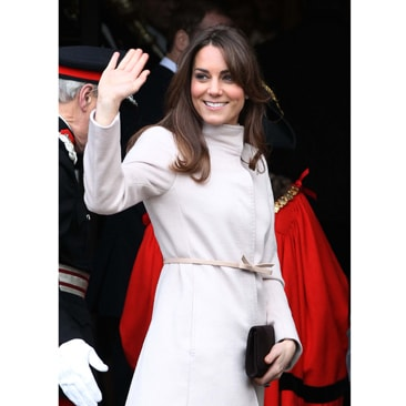 Kate Middleton sceglie Max Mara