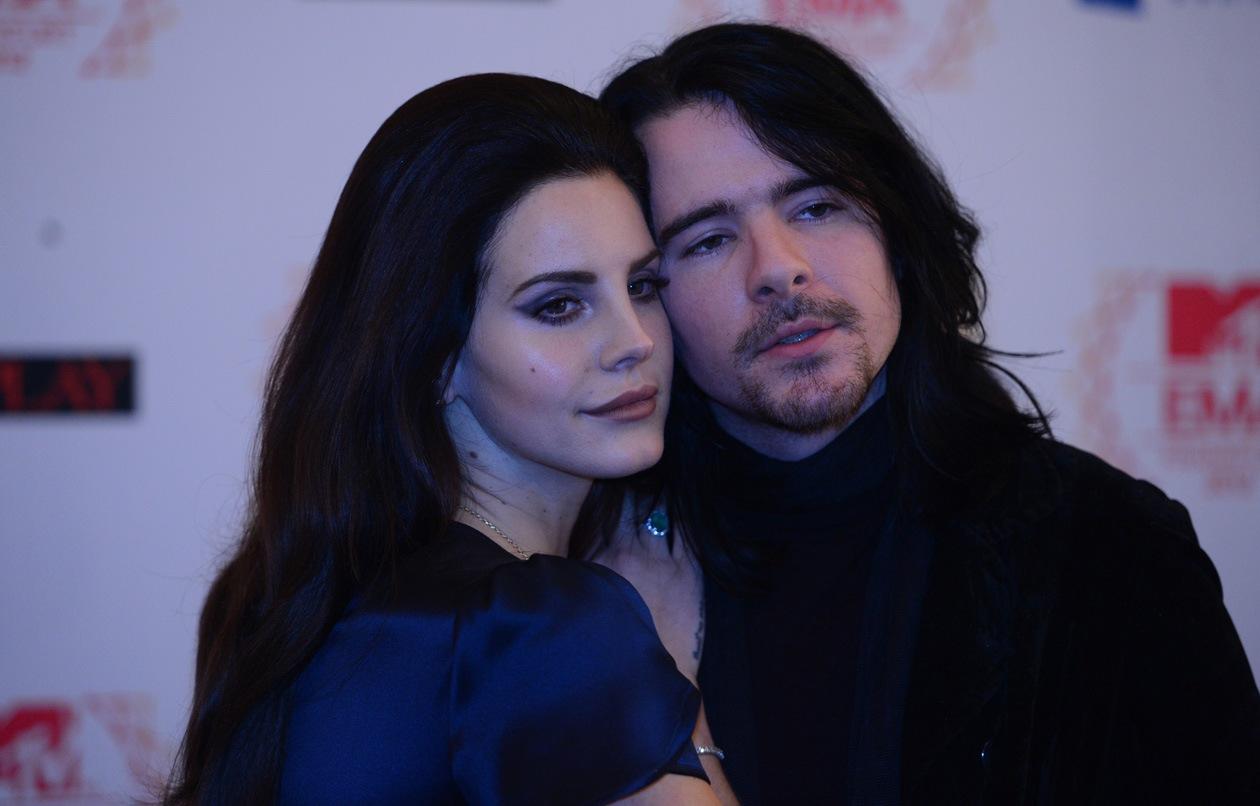 Lana del Rey e fidanzato