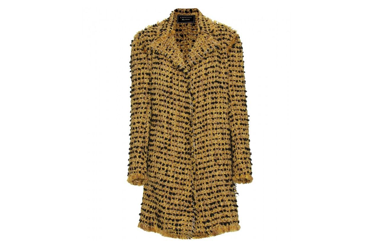 Lanvin cappotto