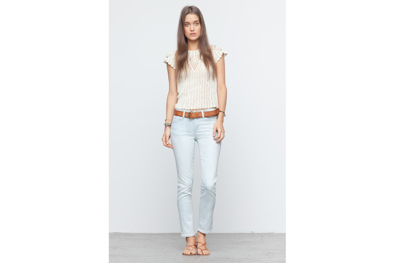 Look Book Citizens of Humanity Look Book Donna CARLTON IN SERENE NO 1473 876