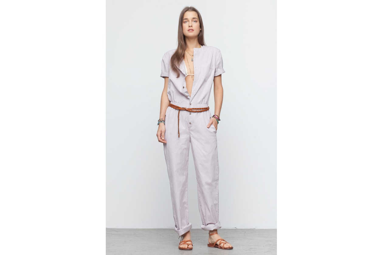 Look Book Citizens of Humanity Look Book Donna NORI JUMPSUIT IN TINT NO 1486 477