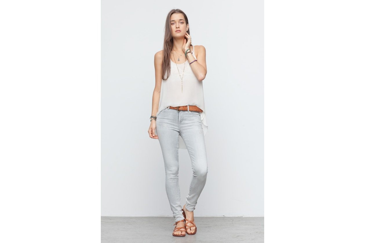 Look Book Citizens of Humanity Look Book Donna ROCKET IN PEARL NO 1416 871