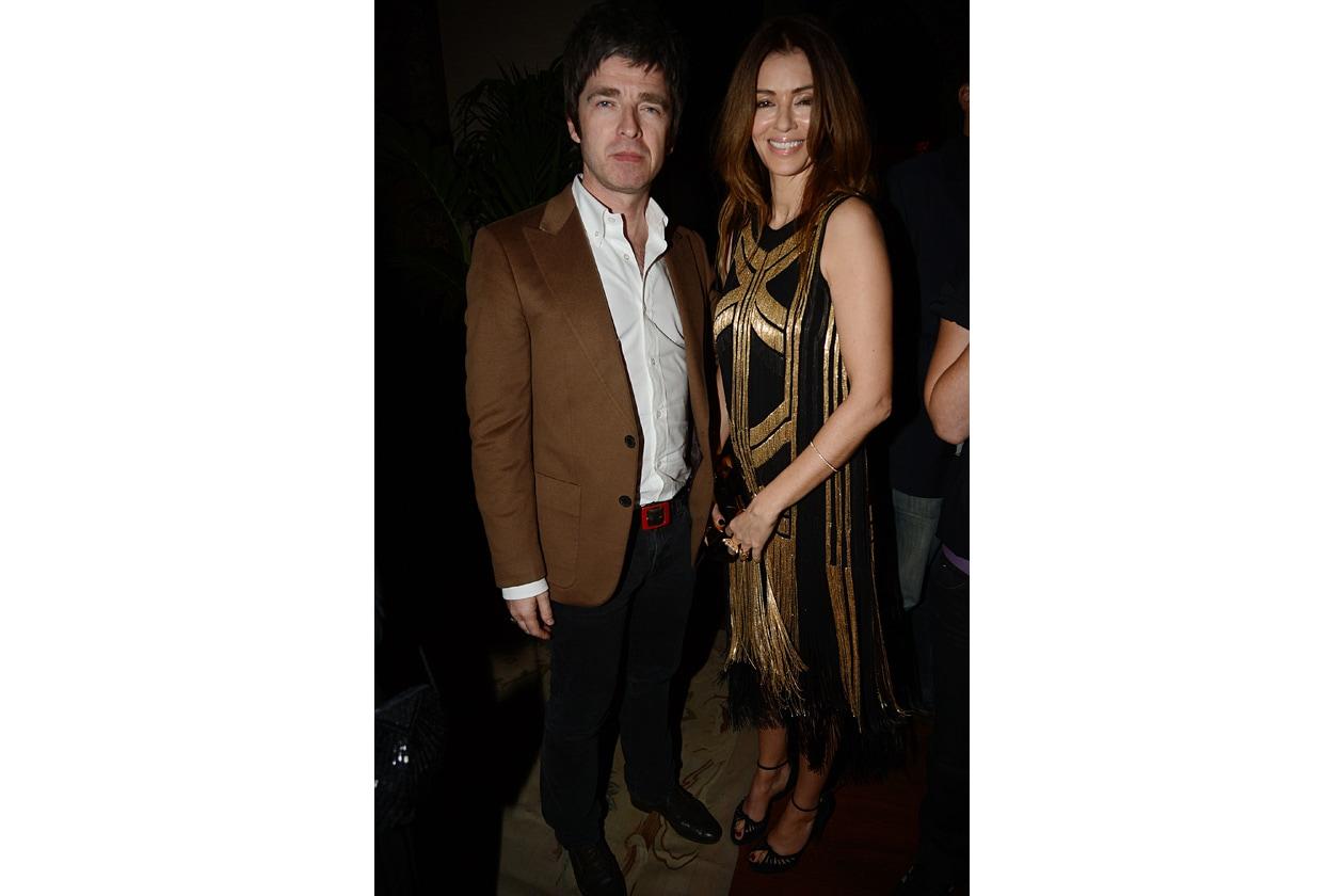 Noel Gallagher e Sarah McDonald