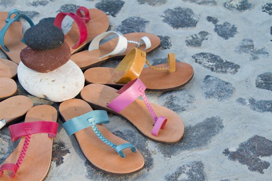 Sandali cuoio