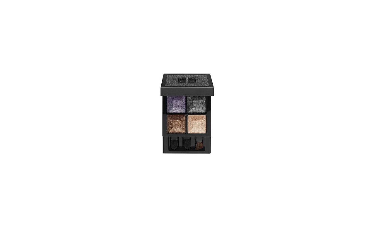 Sephora Givenchy Le Prisme Yeus Acoustic Quatuor Color and Shine For Metallic Eyes 80 Acoustic Harmony 014 Oz
