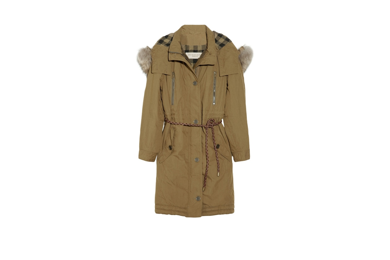 Top List Parka burberry britl