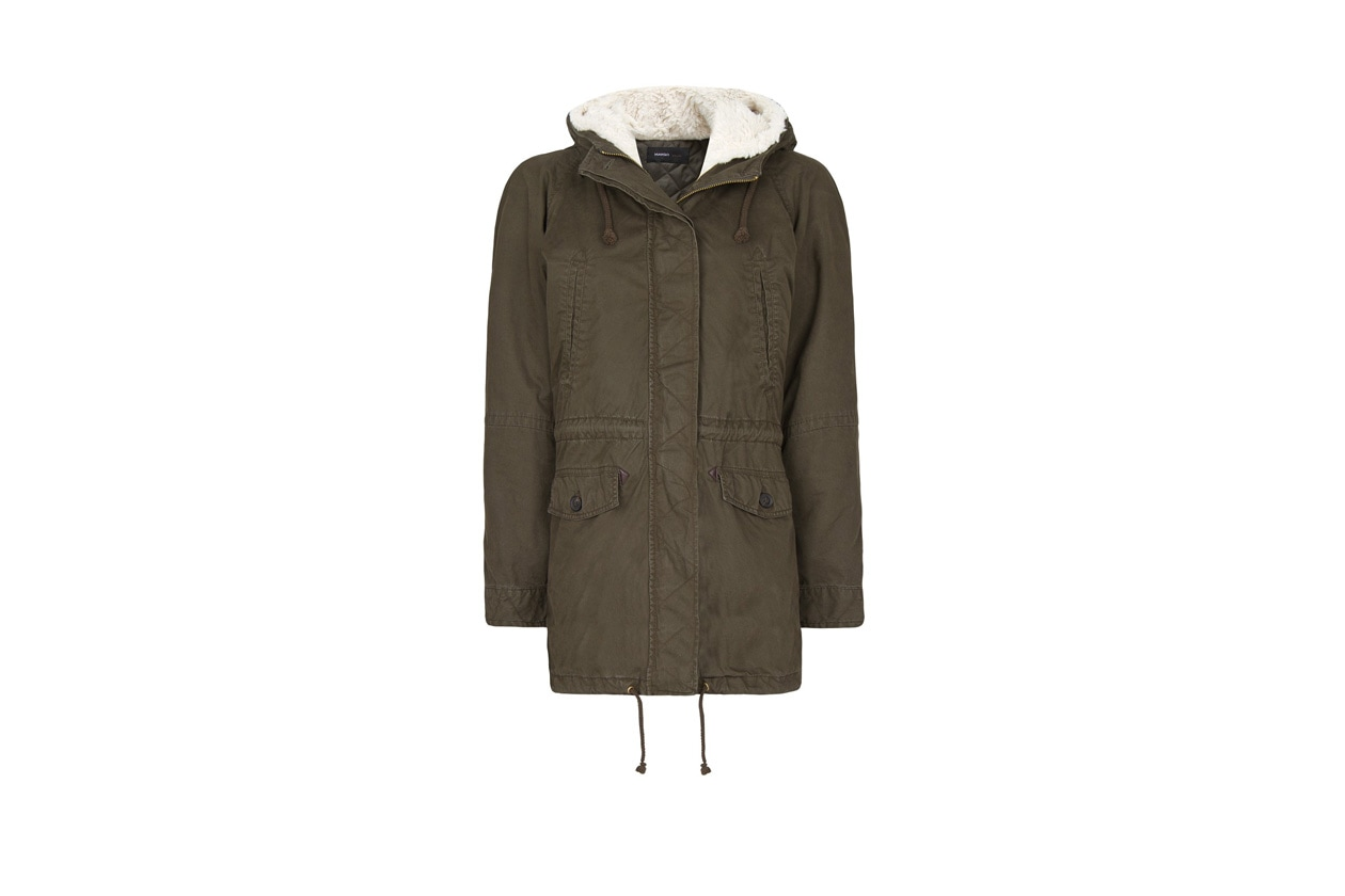 Top List Parka mango