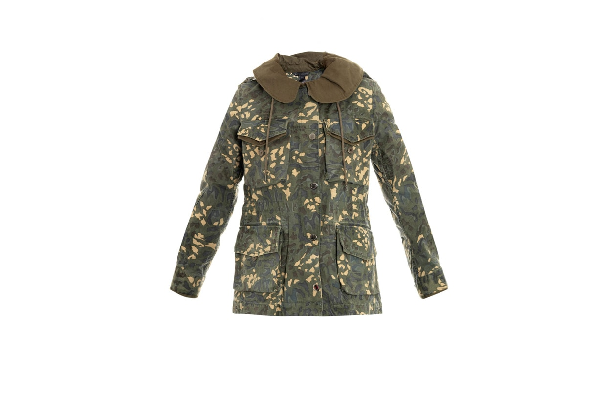 Top List Parka marc by marc