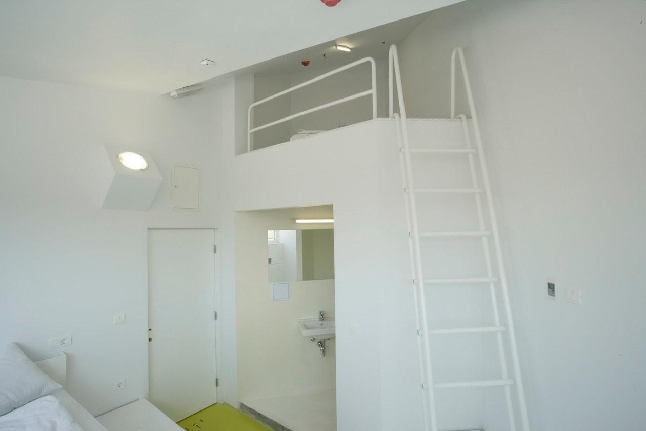 Una camera a 4 letti al Golly & Bossy di Spalato