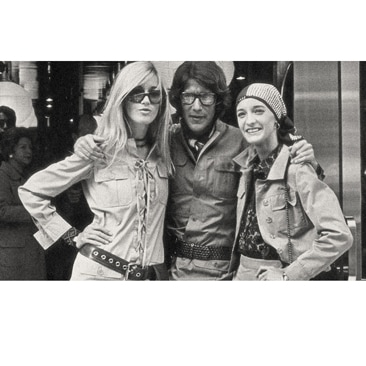 Yoox.com: la selezione vintage di Yves Saint Laurent