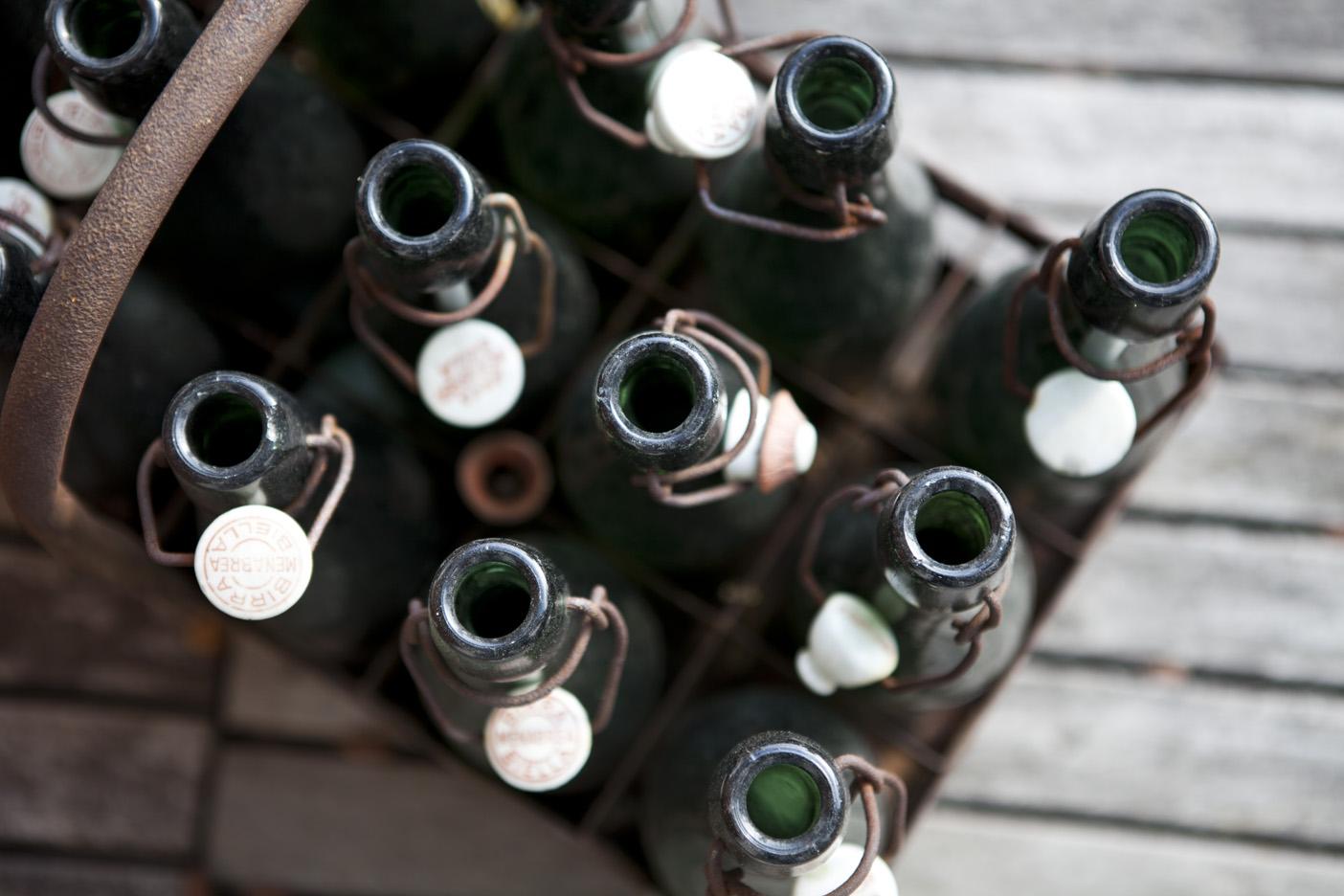 enrico picasso bottiglie
