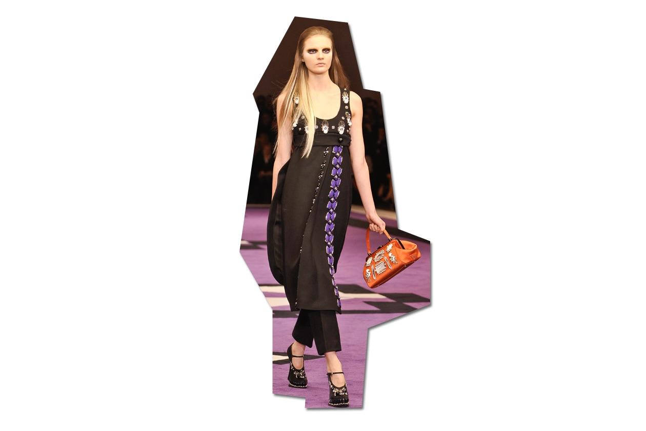 TopList abiti borse gioiello Prada ful F12 089