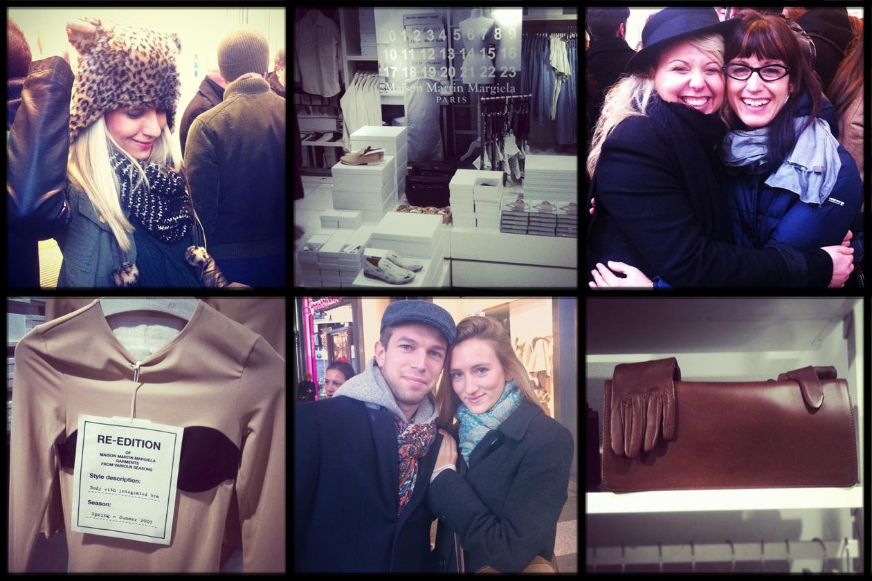 Maison Martin Margiela per H&M da oggi nei negozi