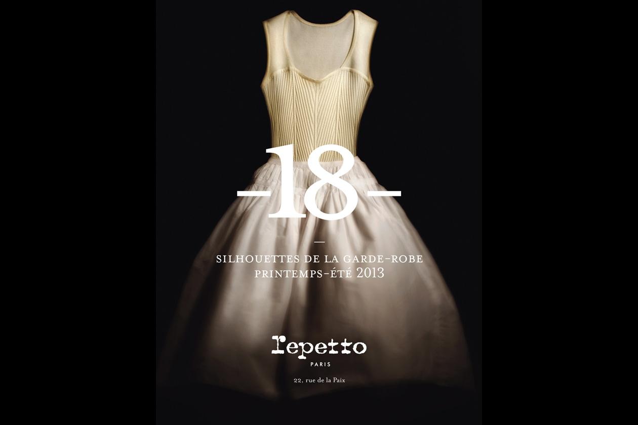 Repetto collezione ss13: regine del ready-to-dance