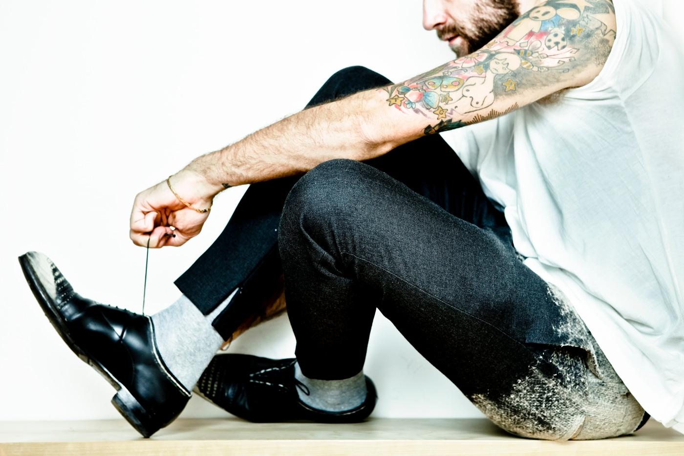 Il senso di Paolo per le scarpe