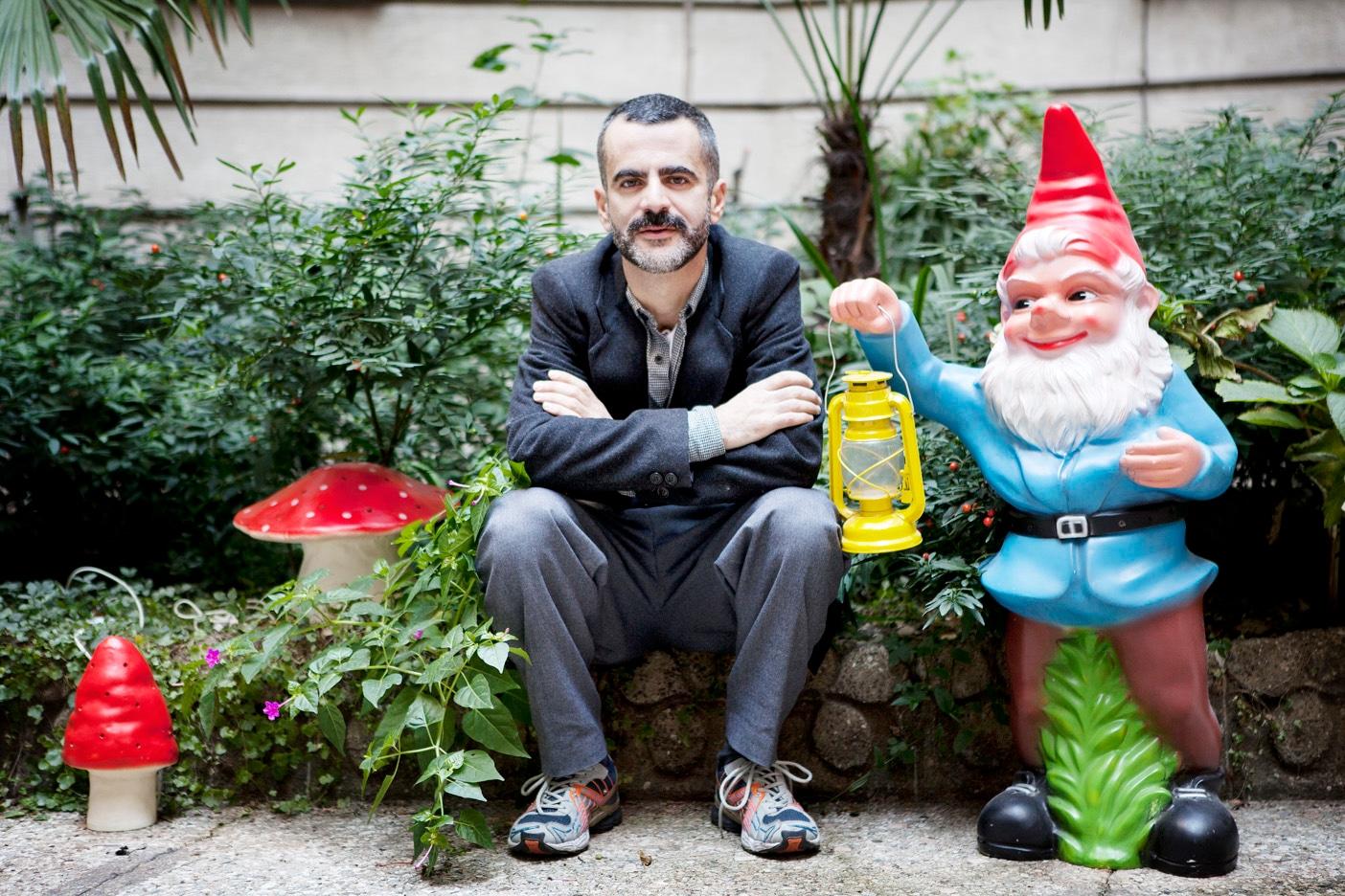 Giuseppe: storie di nani e di giardini