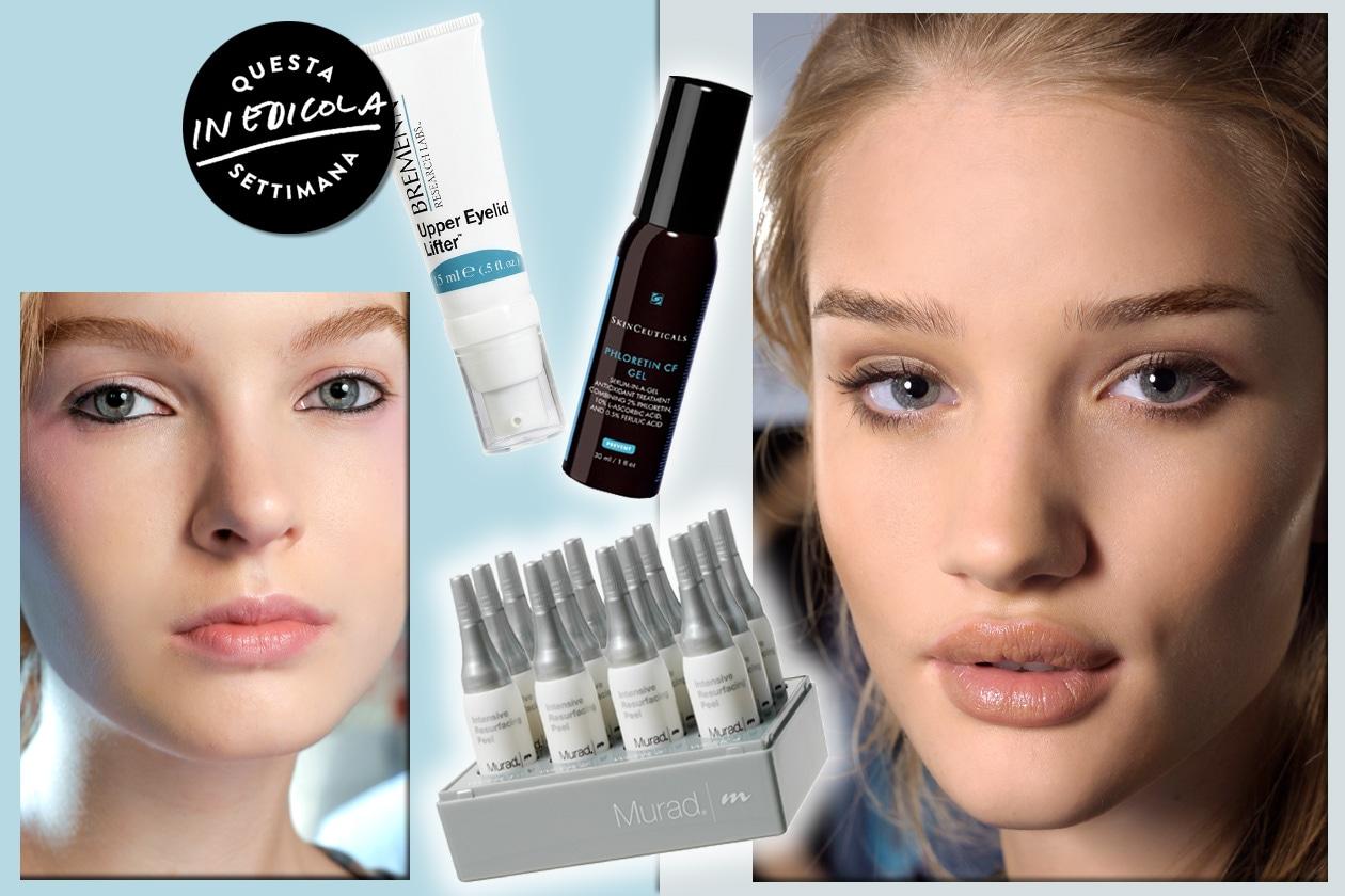 Cosmetic surgery: i nuovi prodotti anti-age che permettono piccoli ritocchi senza bisturi