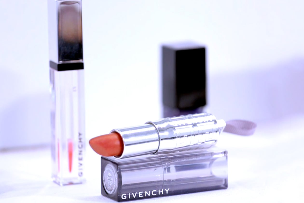 Givenchy Party Girl: tutti i prodotti utilizzati della collezione Acoustic Colors