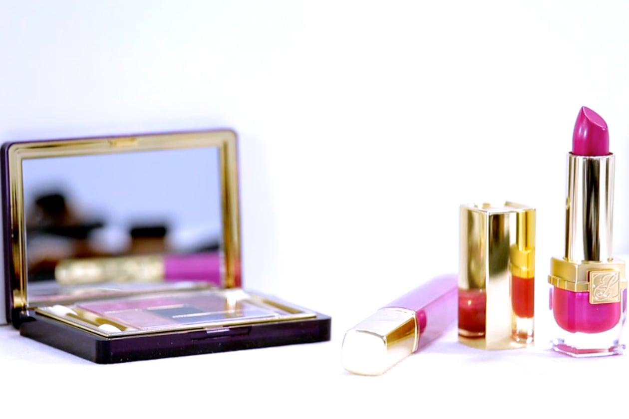 Violet make up con Estee Lauder: tutti i prodotti utilizzati