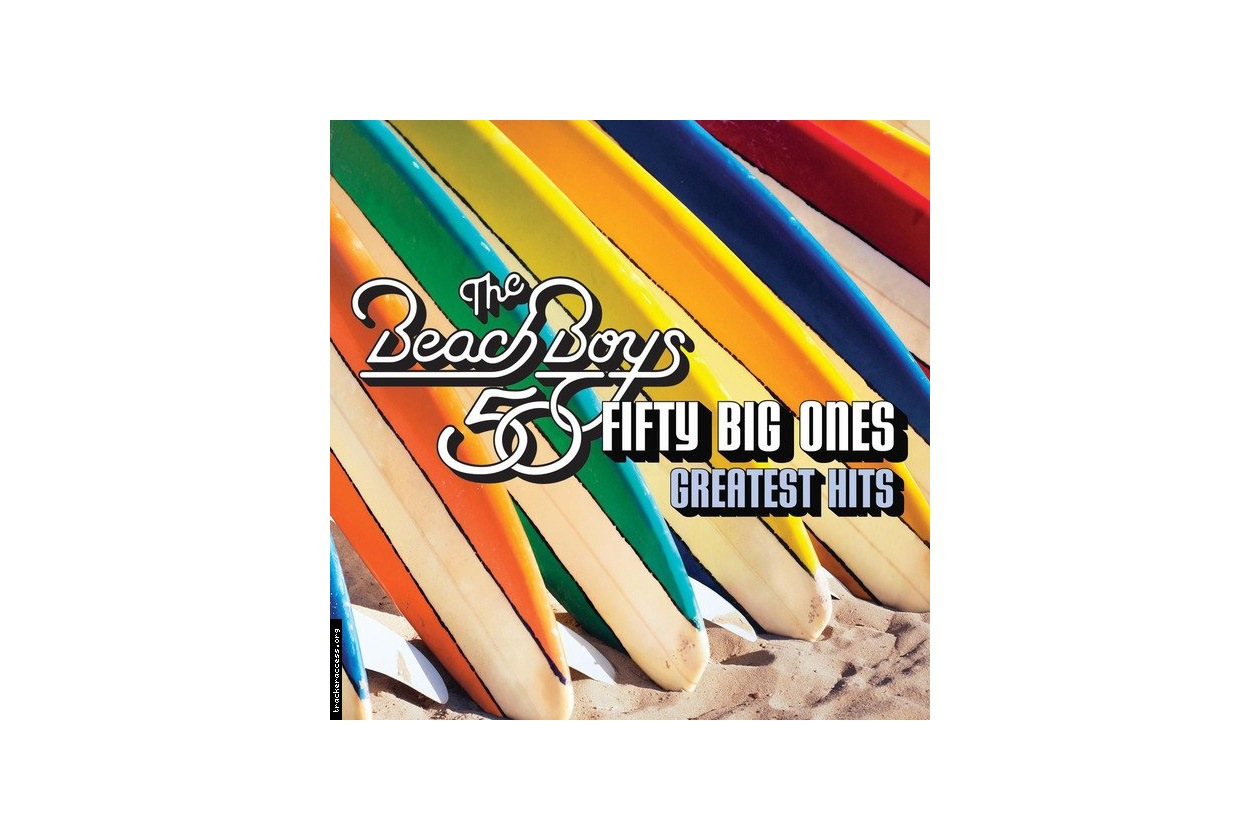 Cd Fifty big ones di The Beach Boys