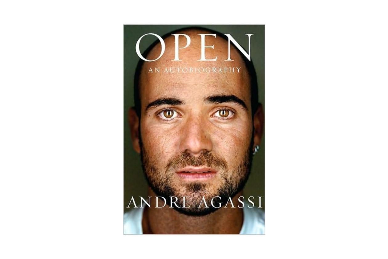 Libro Open di Andrea Agassi