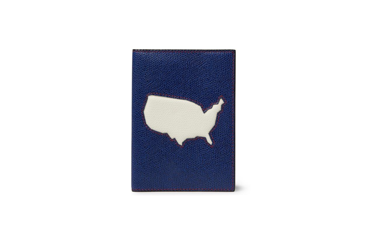 Porta-passaporto di Valextra