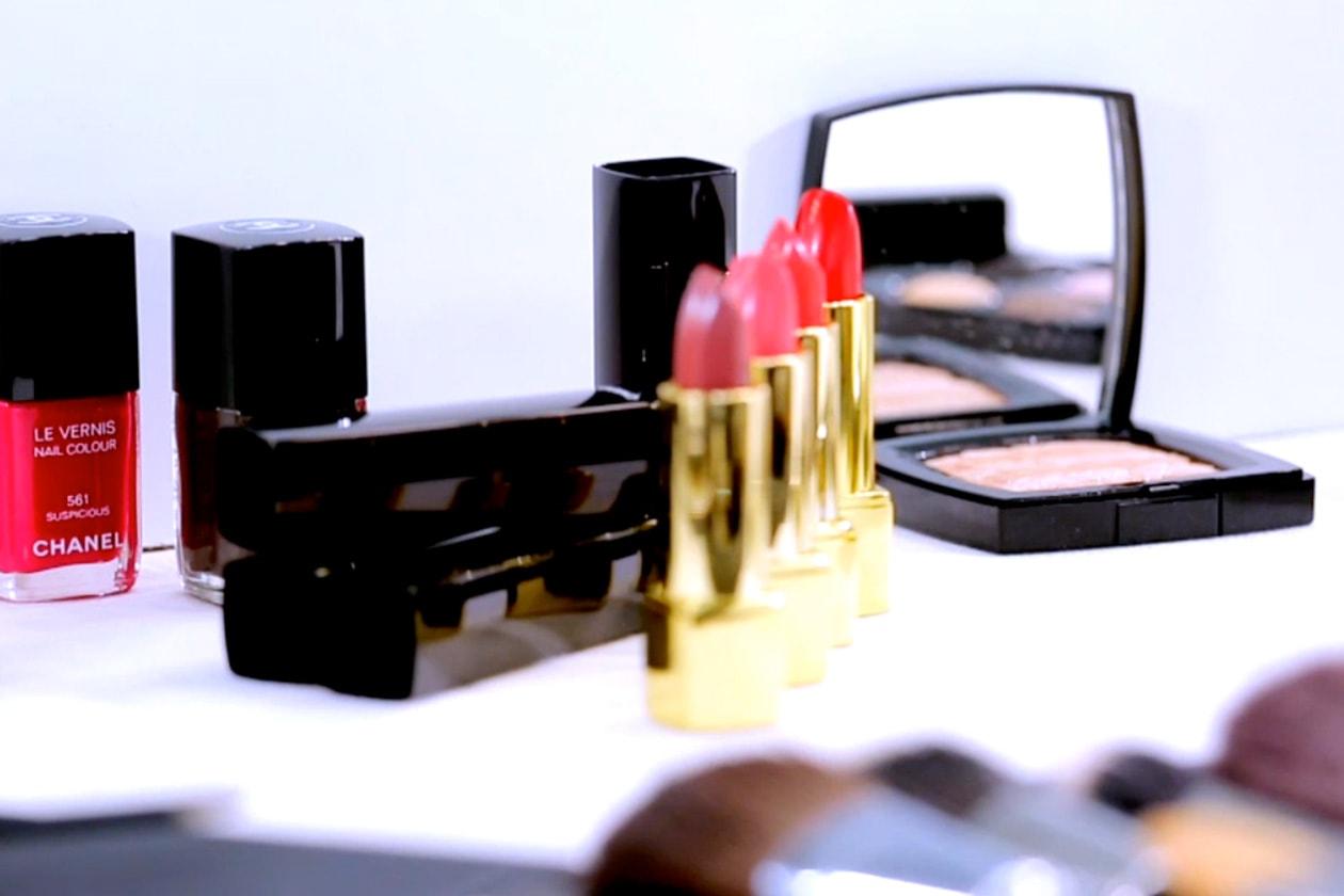 Chanel Les Essentiels: tutti i prodotti utilizzati