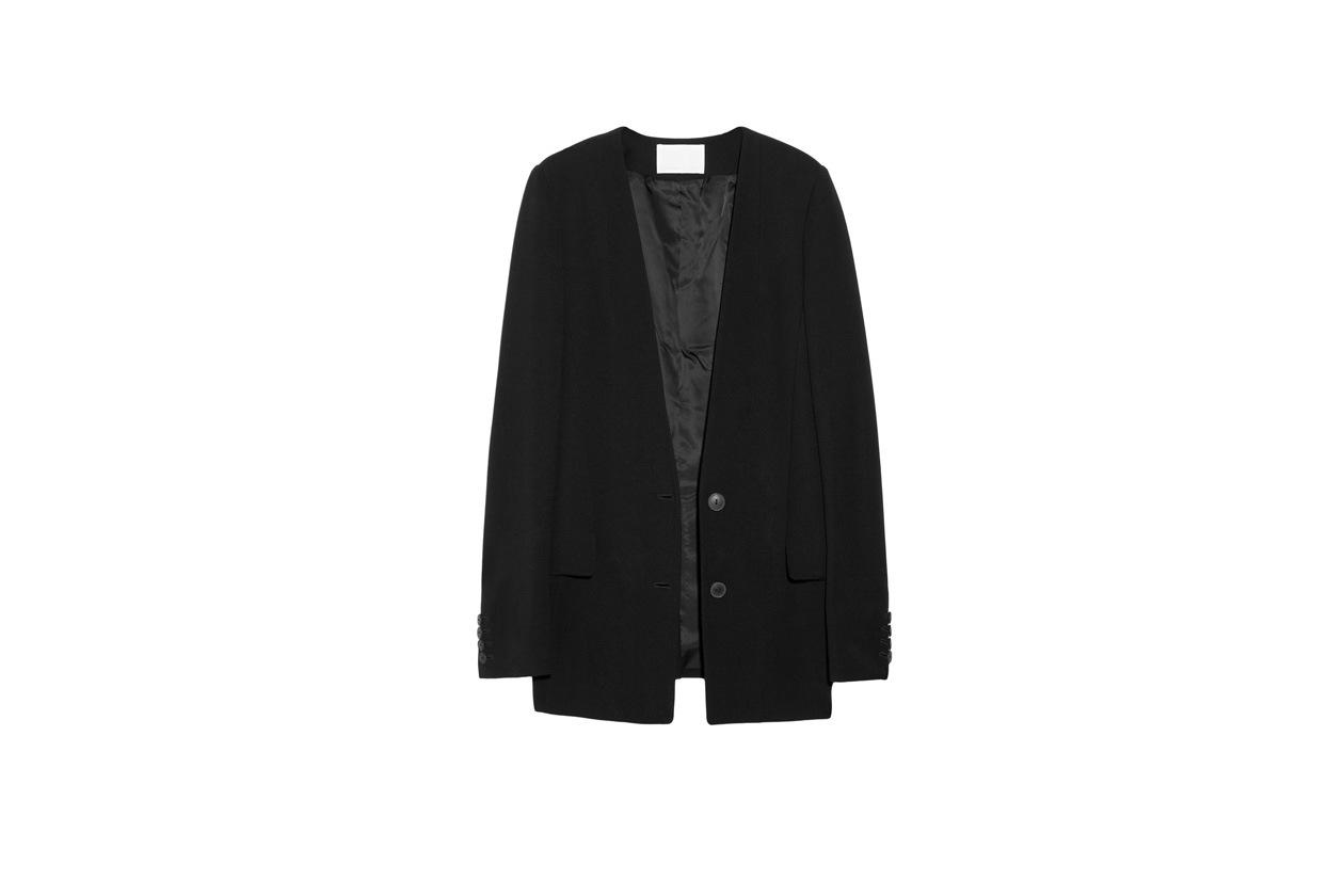 giacca senza revers di Alexander Wang