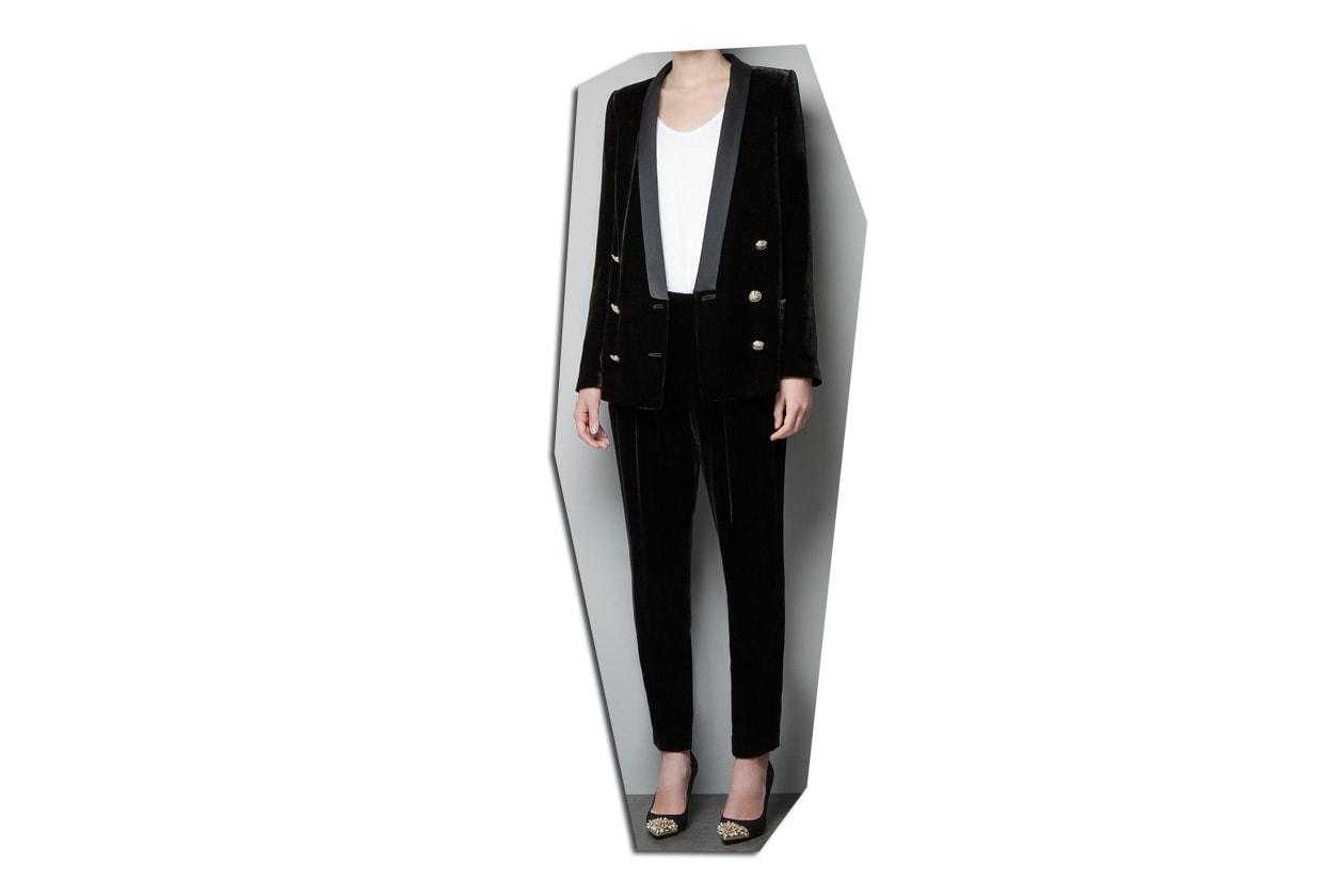 Completo giacca pantaloni Zara