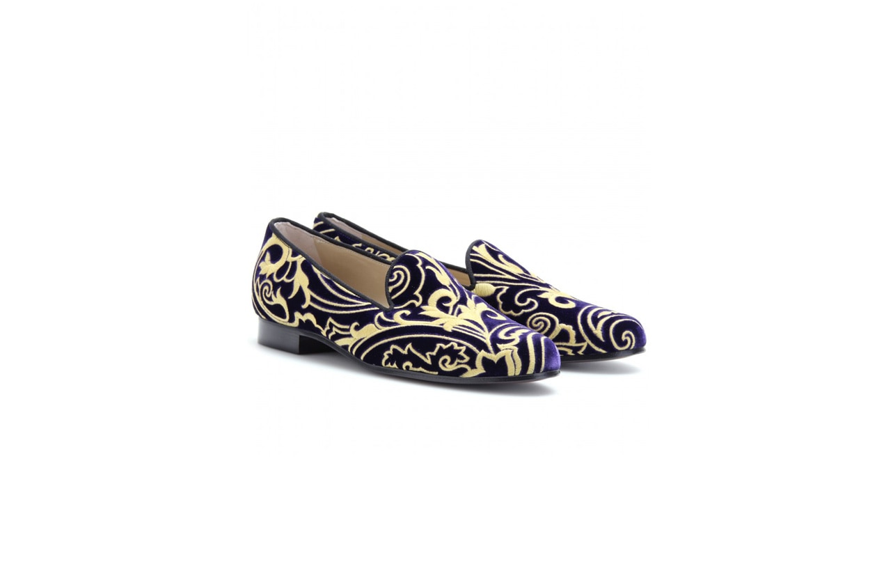Pantofole Etro