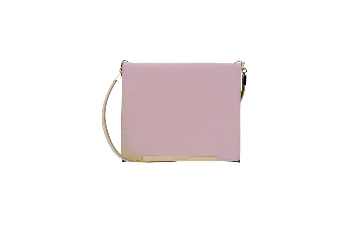 03 Capodanno Look Chic Jil Sander bag