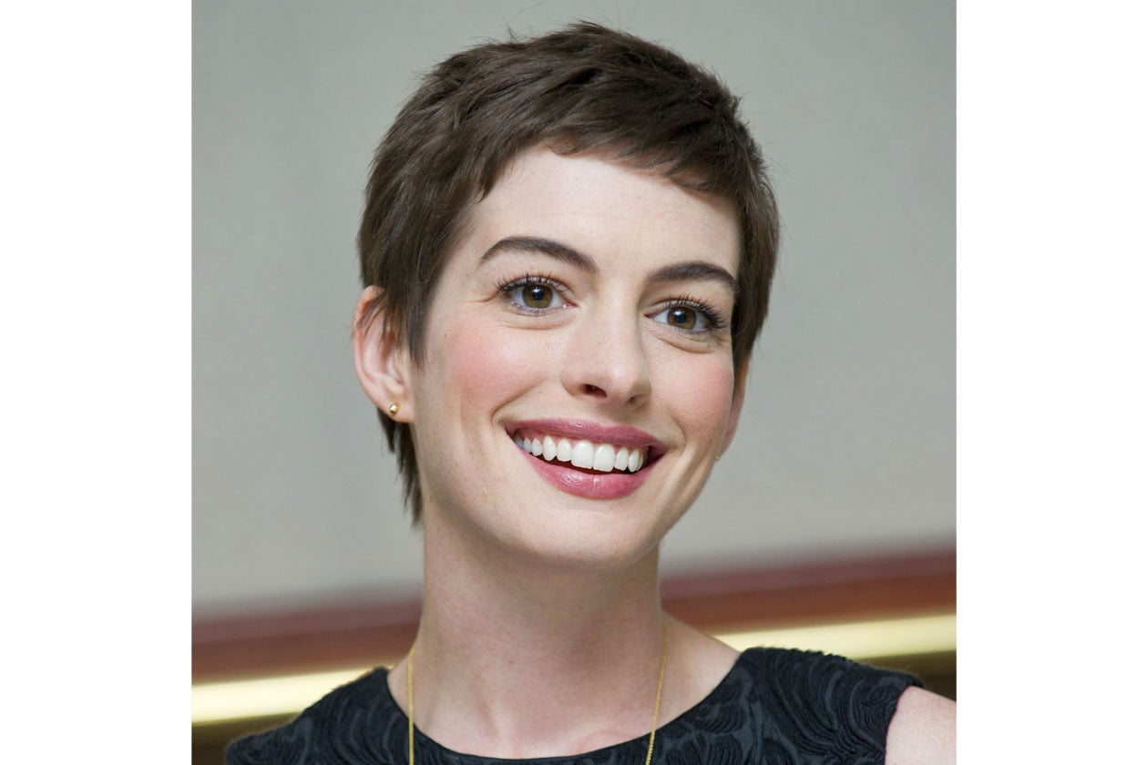 2012.07 ANNE HATHAWAY 'SHUT UP AND PLAY THE HITS' FILM PREMIERE, NEW YORK