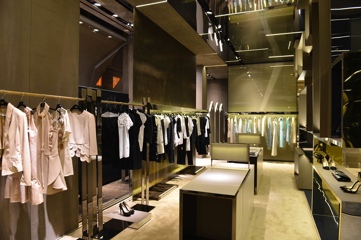 Boutique Elisabetta Franchi Milano 02