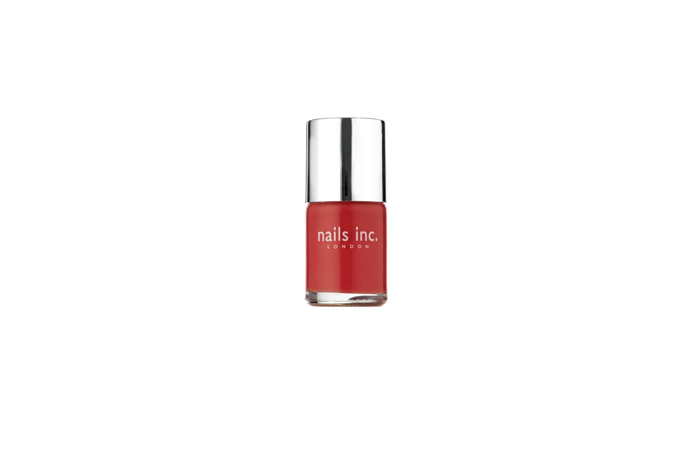 Brook Street by Nail Inc: il classico rosso must have per tutti i beauty case