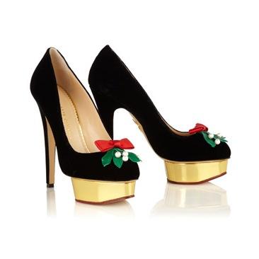 Charlotte Olympia: Jingle All the Way