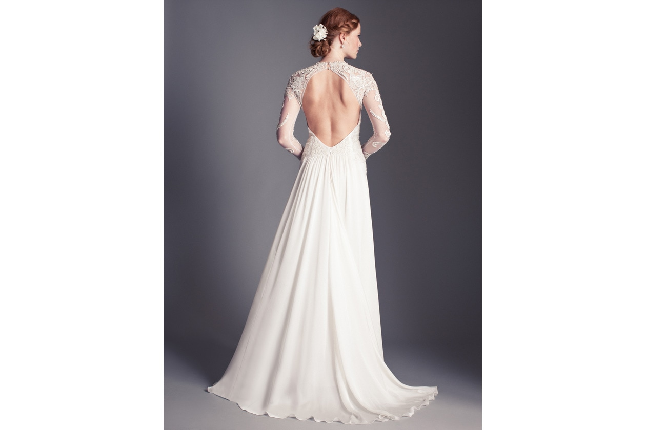 FLORA DRESS (BACK)