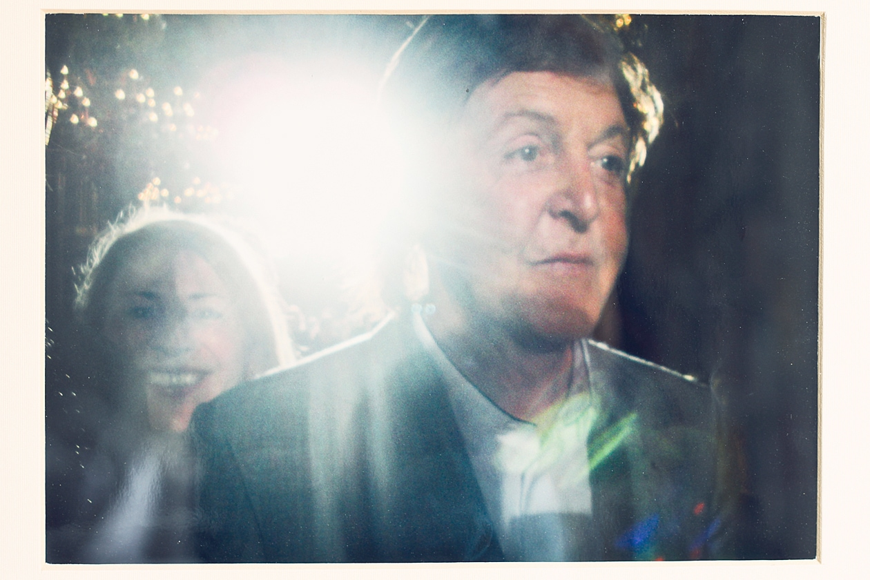 Francesca Delogu Paul McCartney Beatles