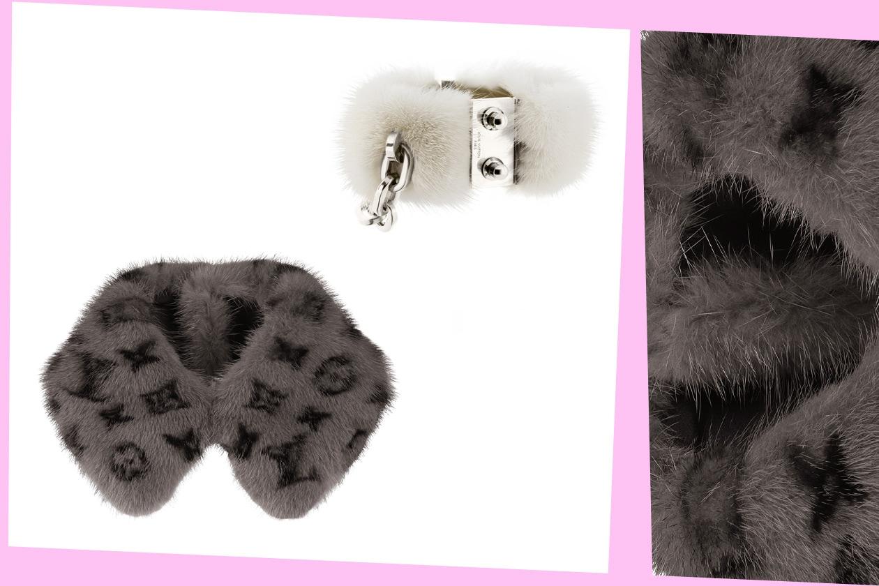 Fur Details LOUIS VUITTON LV006 LV002