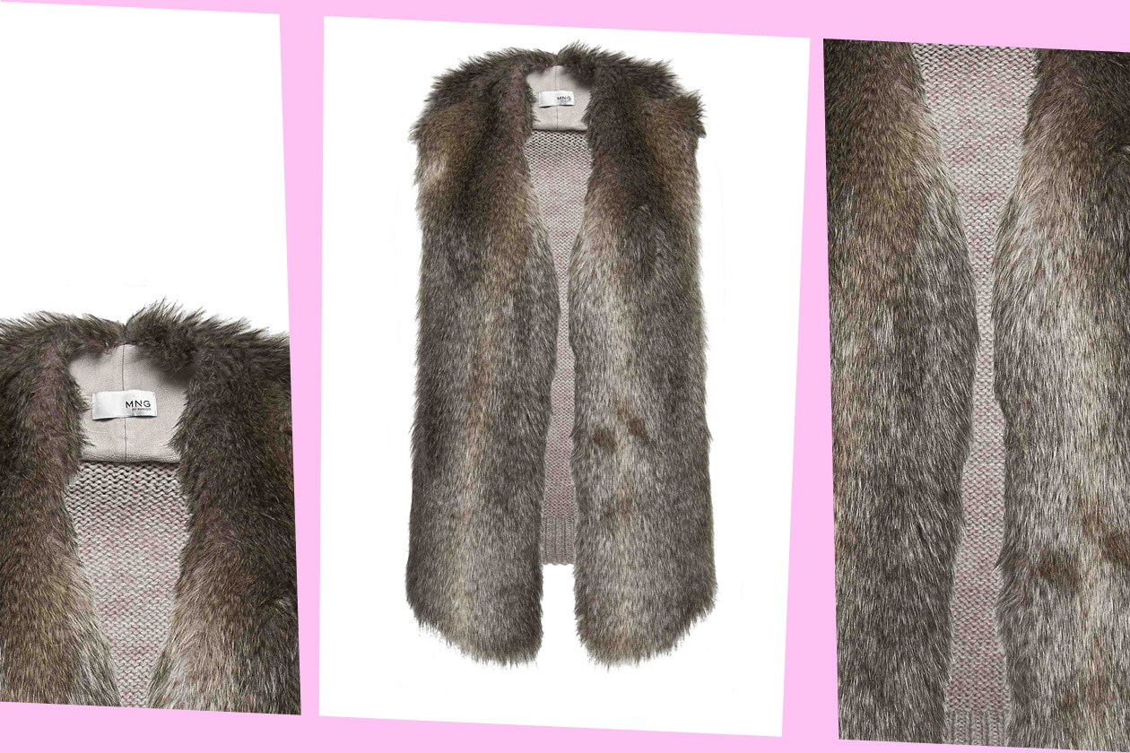 Fur Details Mango FW12 13