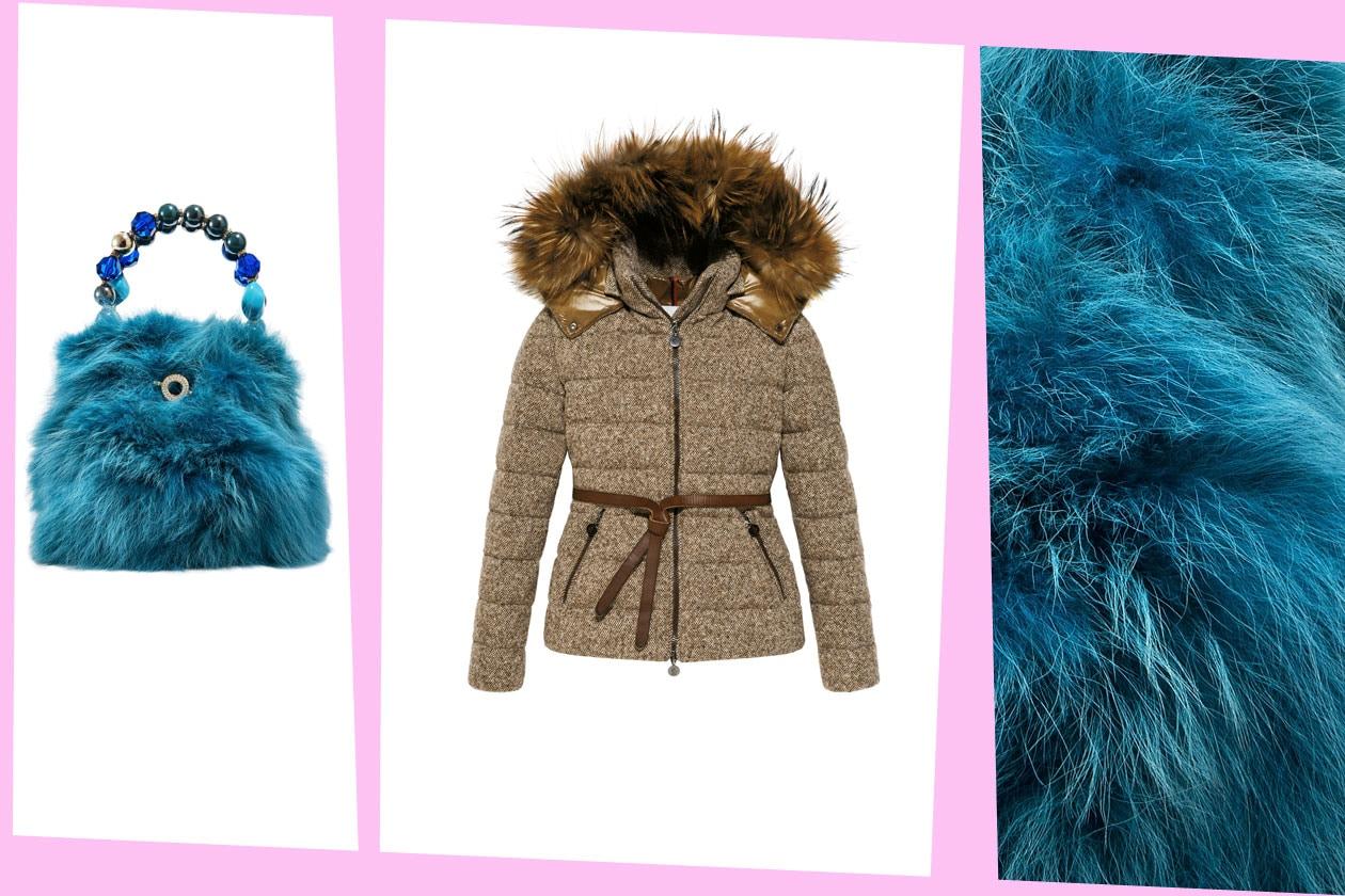 Fur Details OTTAVIA FAILLA Moncler FW12 13 01 CHARDONNERET