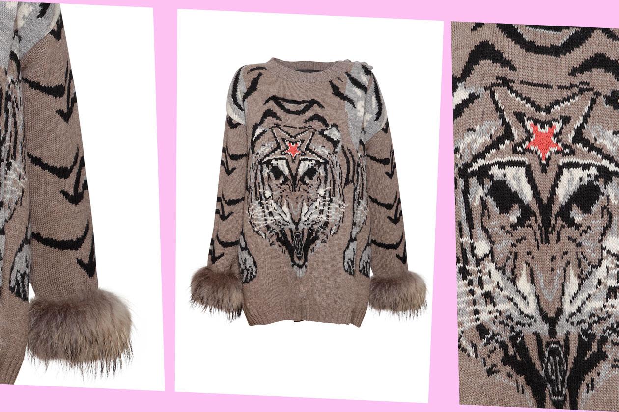 Fur Details PHILPP PLEIN PC 13W1632f 06 a