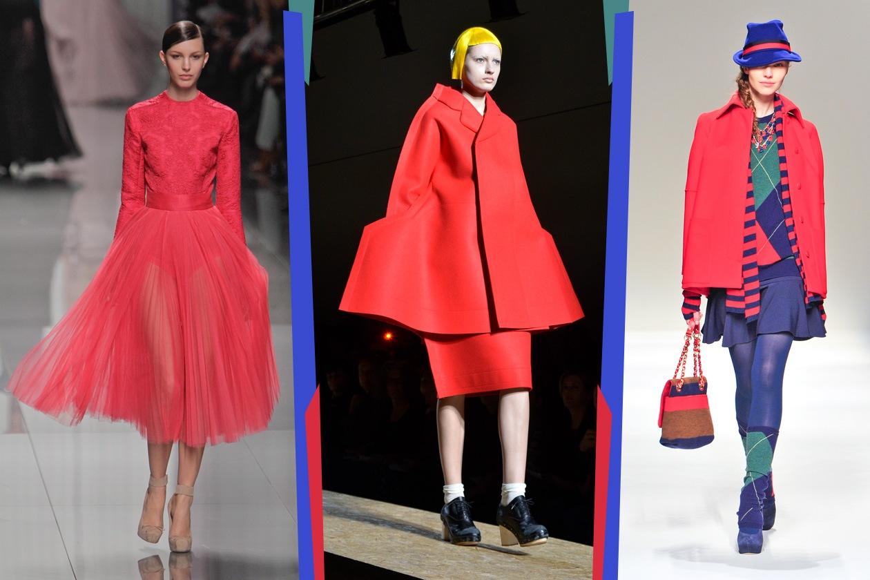 Gioia Moda Blugirl ful F12 Christian Dior ful F12 Comme Des Garcon ful F12