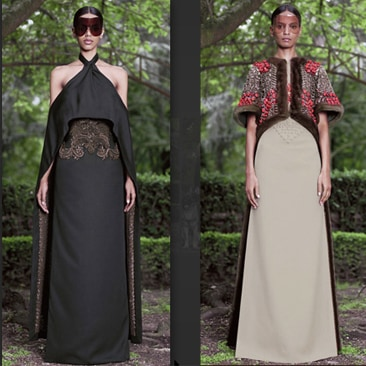Givenchy haute couture: stop agli show