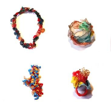 I bijoux di Gaetano Pesce