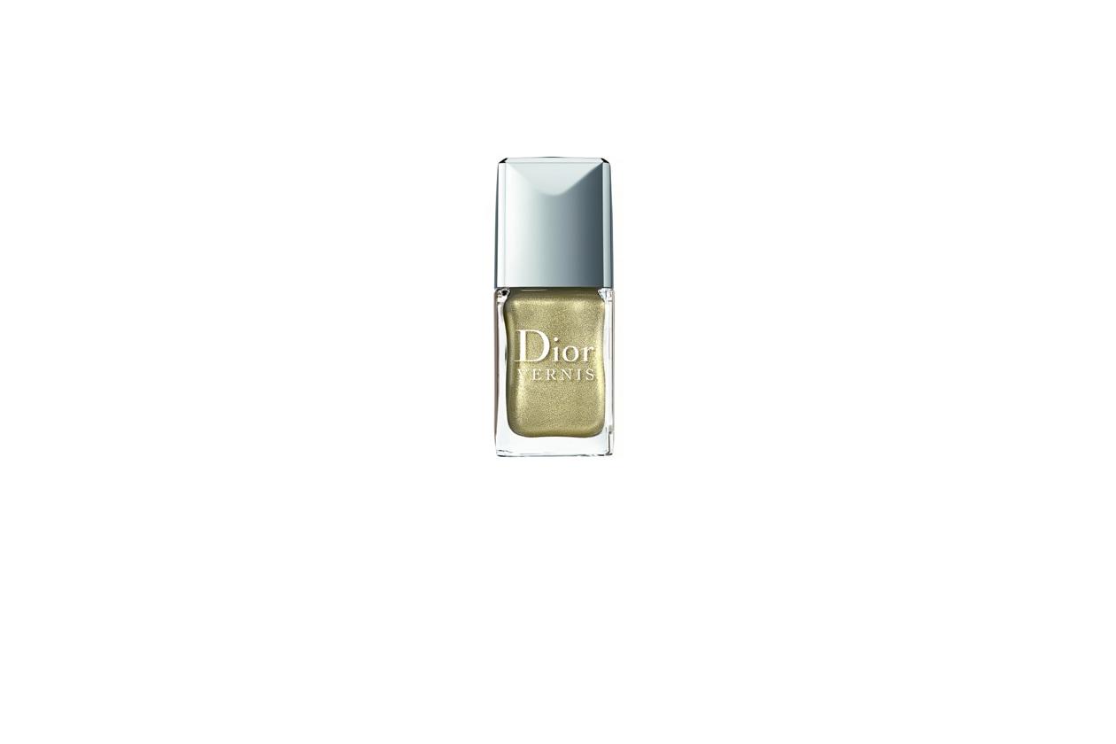 Iridescenze glamour per lo smalto della Golden Jungle Collection by Dior
