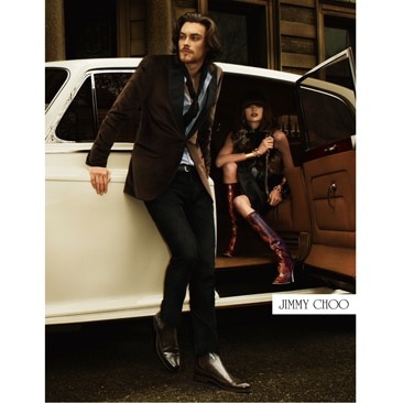 Jimmy Choo Men riapre a Londra