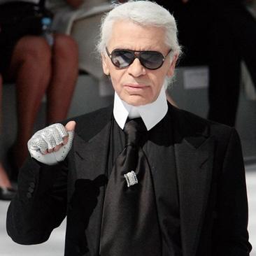 Karl Lagerfeld e Melissa: nuova liaison