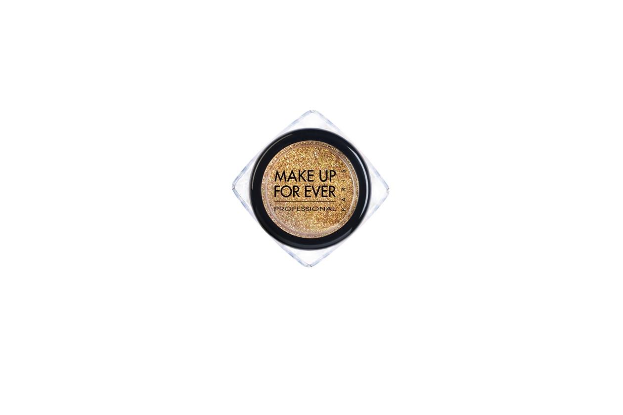 La Holodiam Powder Golden Brown in limited edition di Make Up For Ever ha tre diversi riflessi di colore