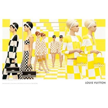 La nuova adv di Louis Vuitton