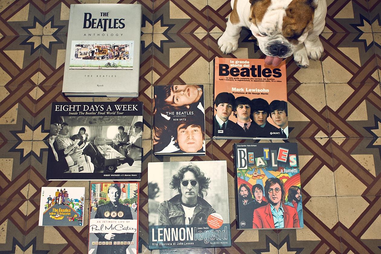 Libri Beatles
